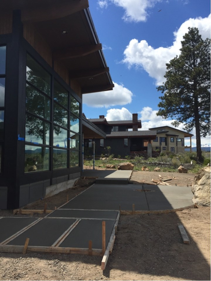 Bend Oregon Timberline Construction Of Bend