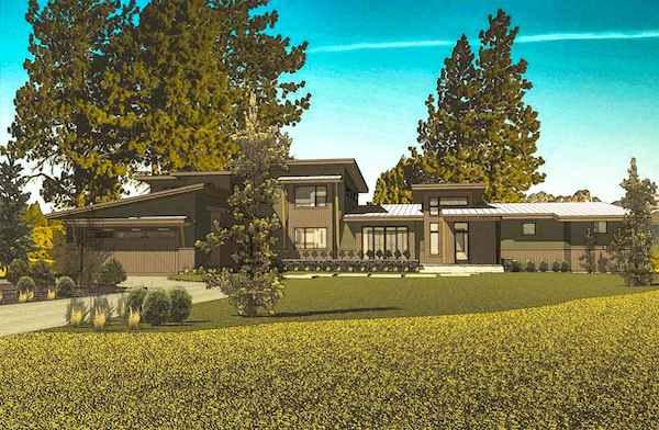 Home Building & Design Intent in Tetherow (Bend, Oregon ...