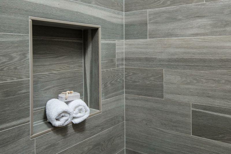 Wood Grain Porcelain Tile